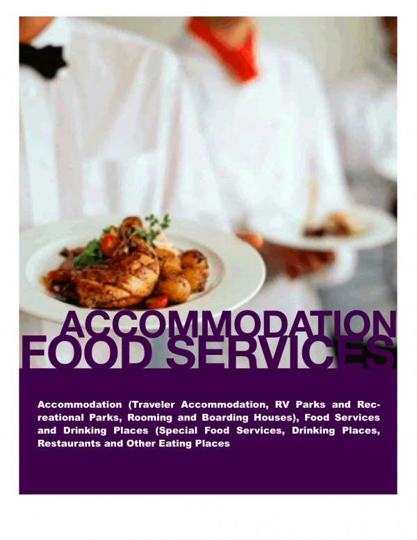 Food Service and Accomodation