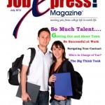 July Magazine 2012