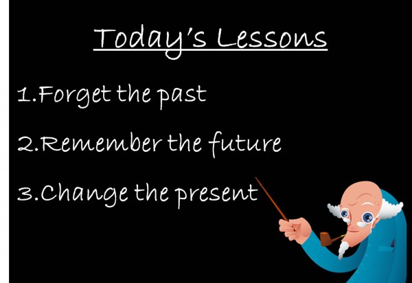 todays lessons