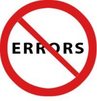 error-free
