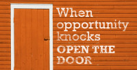 Opportunity-Knocking